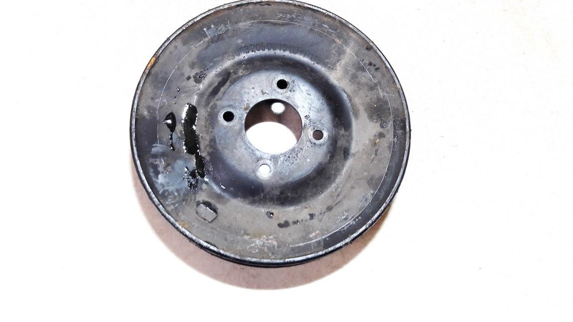 Vandens pompos dantratis (skyvas - skriemulys) Mercedes-Benz C-CLASS 1994    2.2 6032050010
