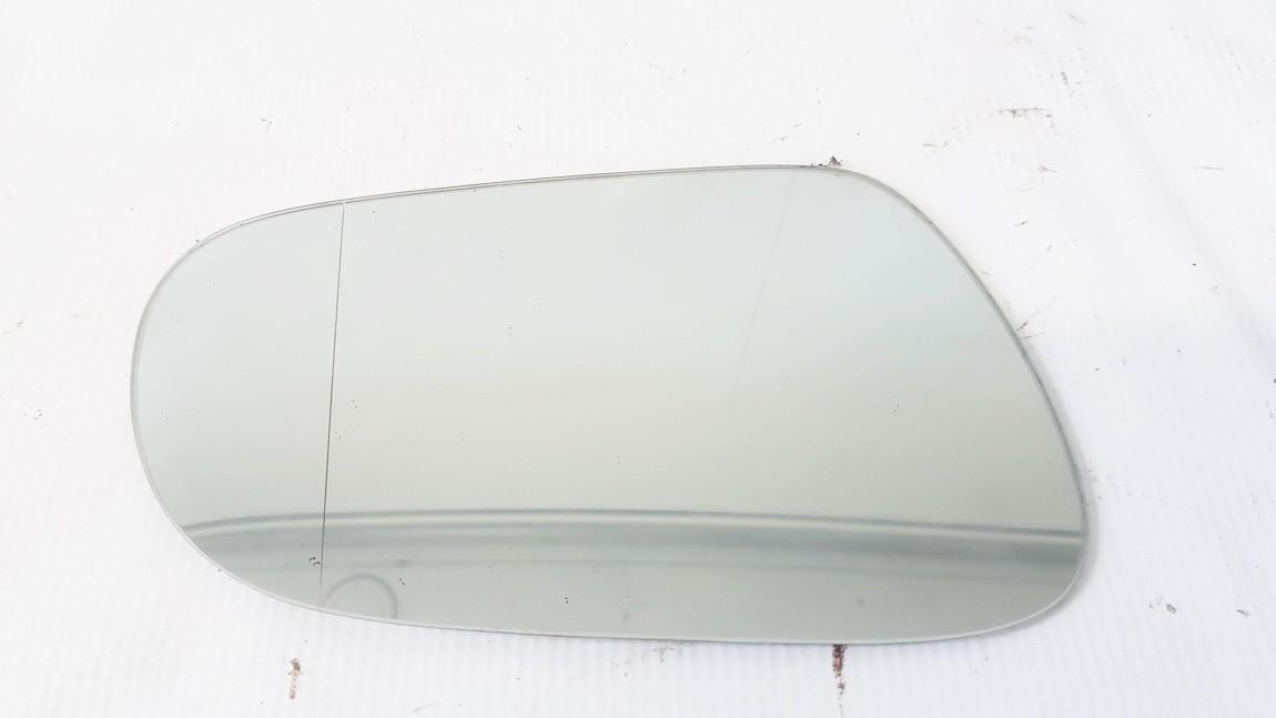 Duru veidrodelio stikliukas P.D. (priekinis desinys) Volkswagen Fox 2009    1.2 USED