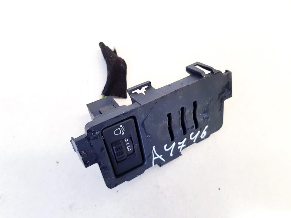 Zibintu aukscio reguliatoriaus mygtukas Peugeot 3008 2011    1.6 used