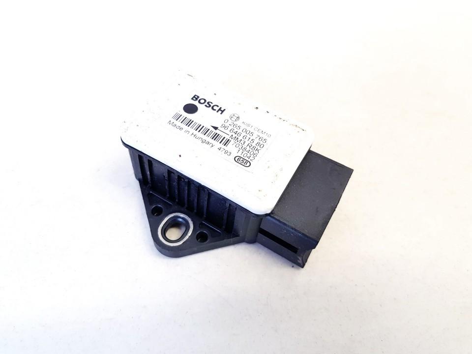 Esp Accelerator Sensor (ESP Control Unit) Peugeot 3008 2011    1.6 1275100464