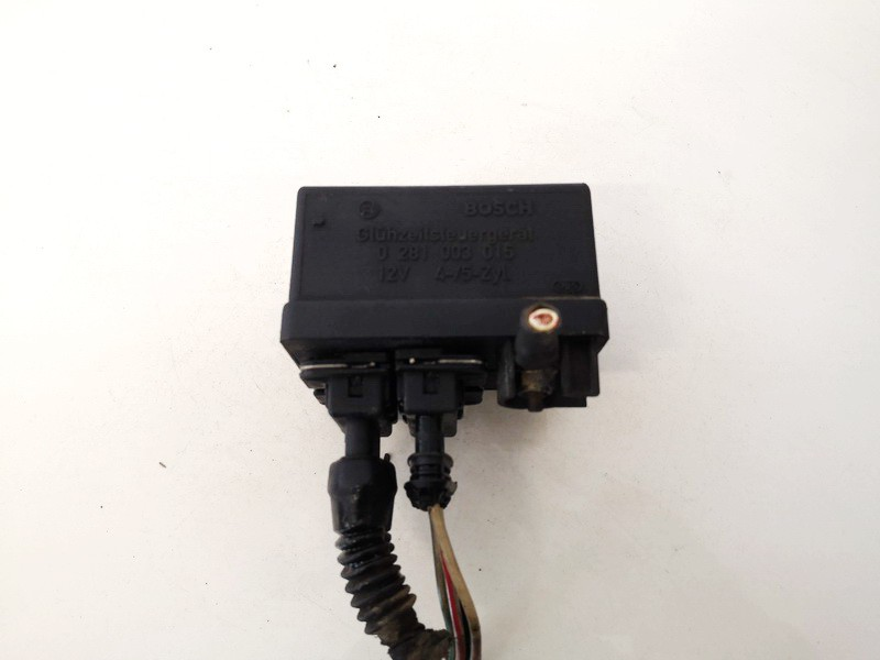 Glow plug relay Alfa-Romeo 156 1999    2.4 0281003015