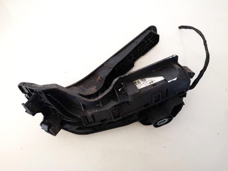 Accelerator throttle pedal (potentiometer) Volkswagen Passat 2006    2.0 1k2721503m