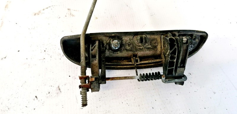 Duru isorine rankenele P.D. Renault Megane 2001    1.4 7700433076