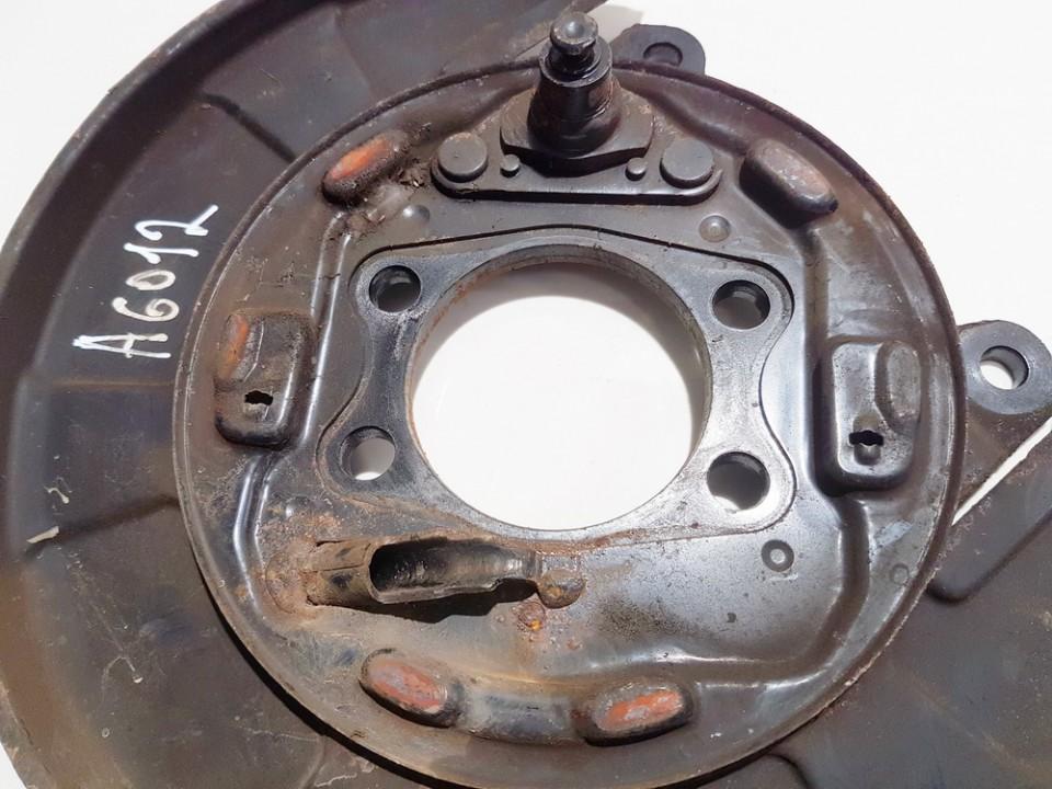 Stabdziu disko apsauga galine kaire (G.K.) Mitsubishi Lancer 2011    1.5 used