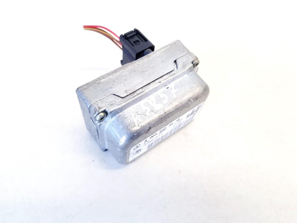Esp Accelerator Sensor (ESP Control Unit) Mercedes-Benz C-CLASS 2004    1.8 a0035423918