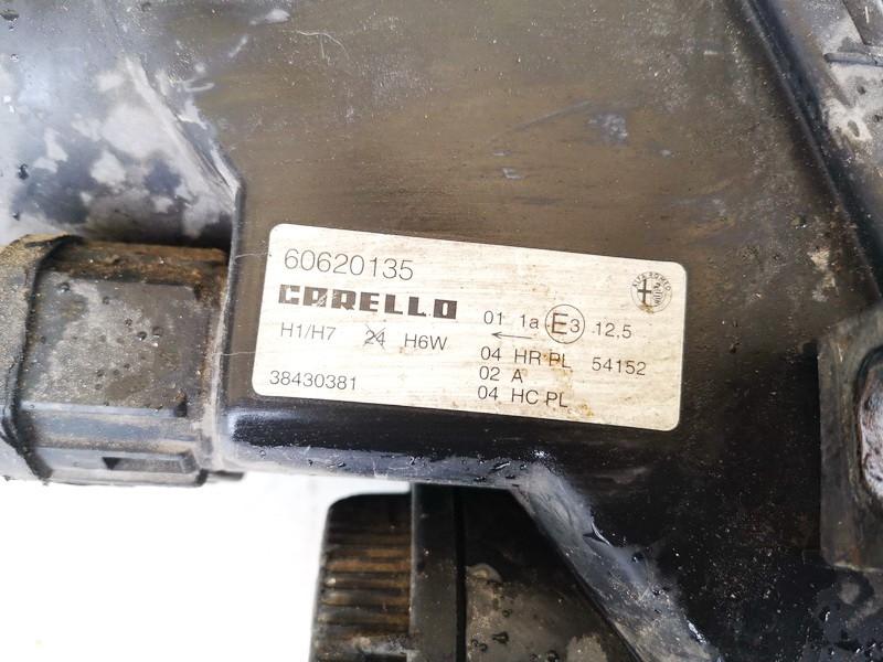 Zibintas P.K. Alfa-Romeo 156 1999    2.4 60620135