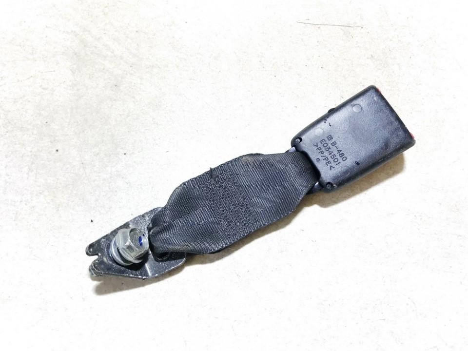 Saugos dirzo sagtis (laikiklis) G.K. Subaru Impreza 2009    2.0 used