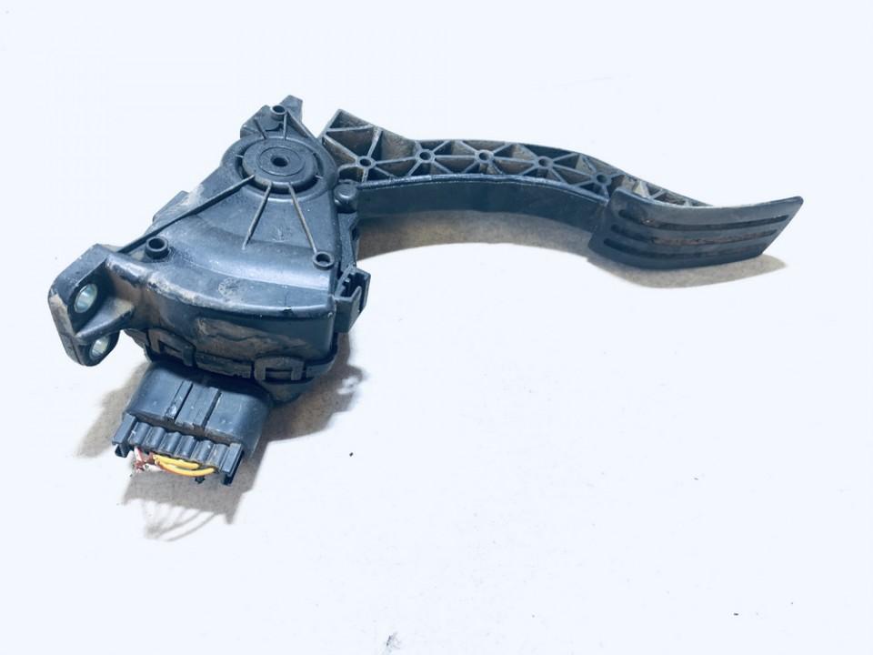 Accelerator throttle pedal (potentiometer) Ford Fiesta 2006    1.4 2s619f836ba