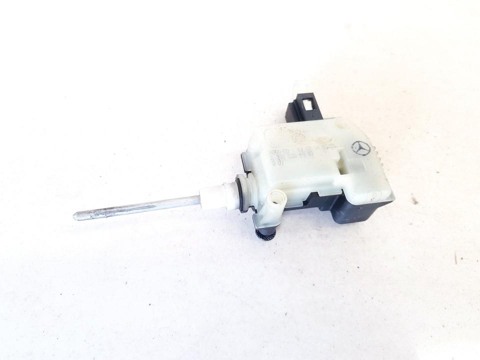 Kuro bako dangtelio varikliukas (uzrakto varikliukas) Mercedes-Benz C-CLASS 2004    1.8 used