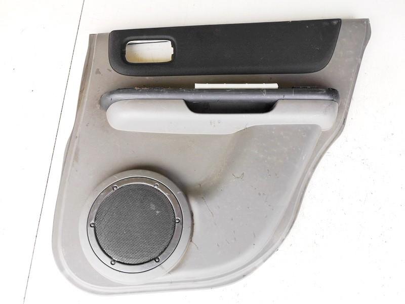 Duru apmusimas (apdaila-absifkes) G.D. Nissan X-Trail 2005    2.2 used