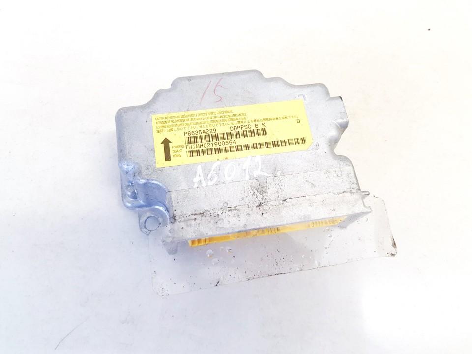 Airbag crash sensors module Mitsubishi Lancer 2011    1.5 p8635a229