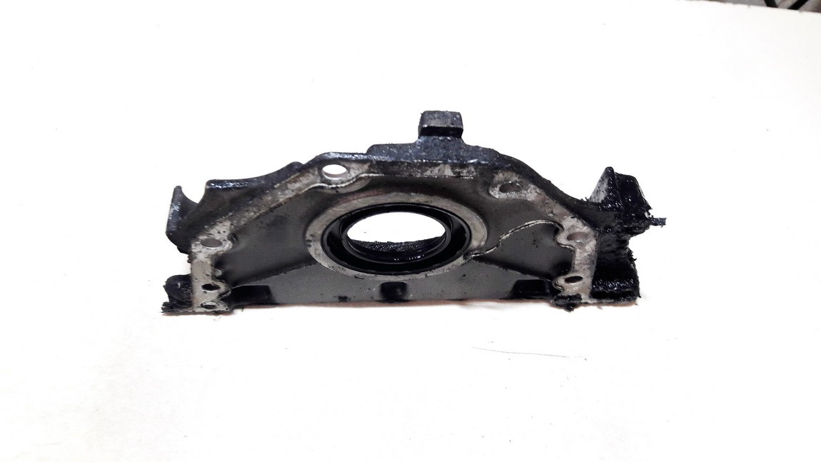 9622196480 USED Front Cover, Crank Seal Housing (Sealing Flange) Citroen Jumpy 1998 1.9L 9EUR EIS01056876