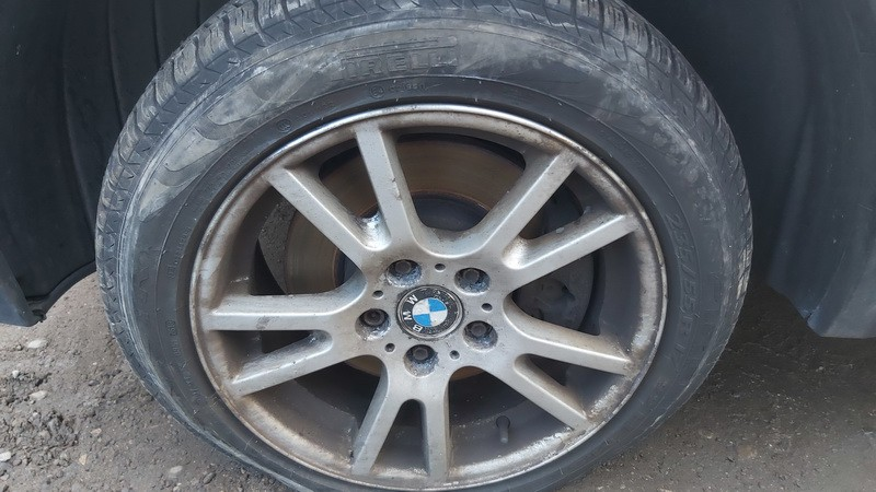 Lietu ratu komplektas R17 BMW X3 2005    2.0 used
