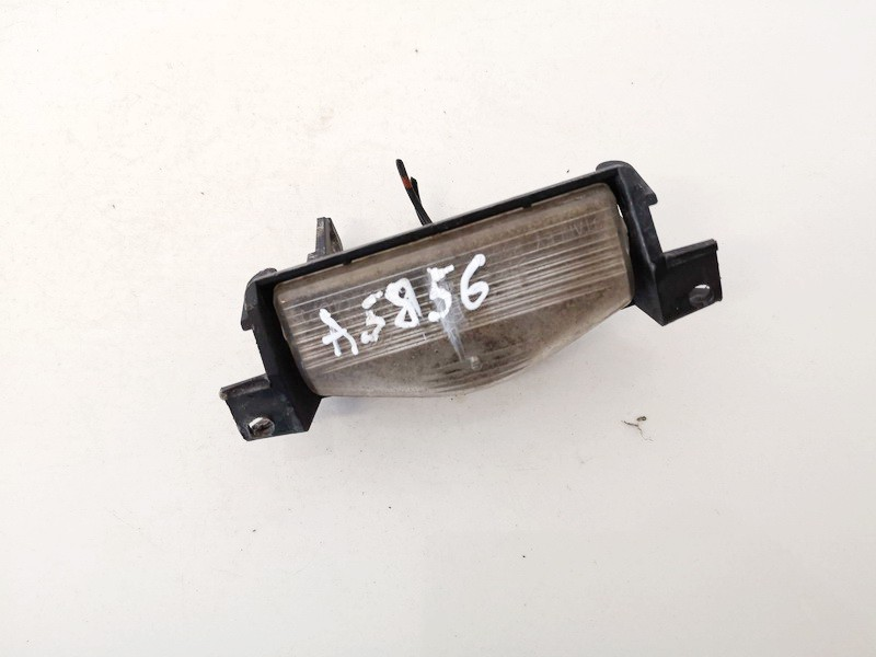 stanleyp3664 used Rear number plate light Mazda 2 2008 1.3L 5EUR EIS01056898