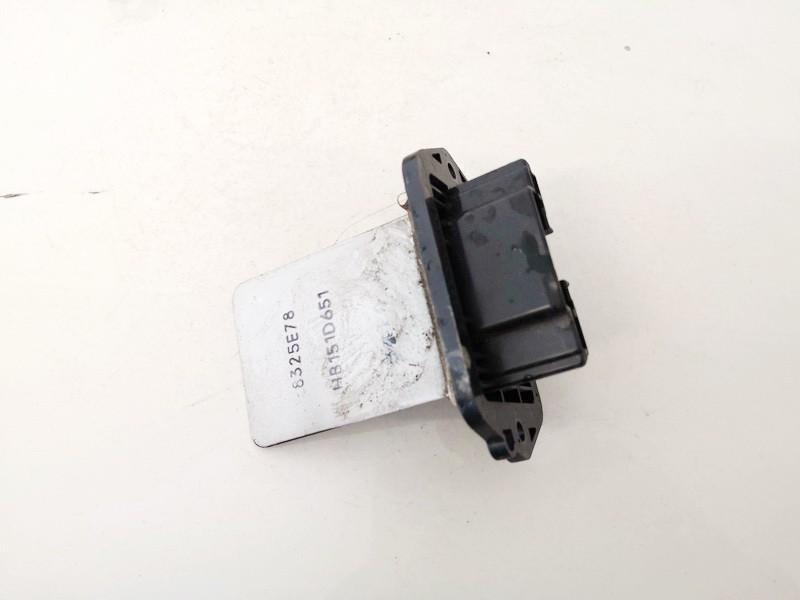 Mazda  2 Heater Resistor (Heater Blower Motor Resistor)