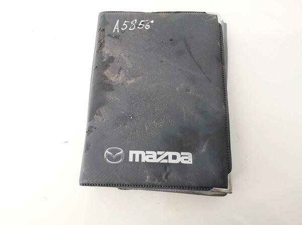 Prieziuros zinynas (Automobilio aptarnavimo knyga) Mazda 2 2008    1.3 used