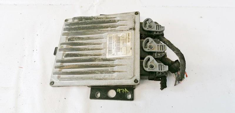 ECU Engine Computer (Engine Control Unit) Dacia Logan 2006    1.5 8200513058