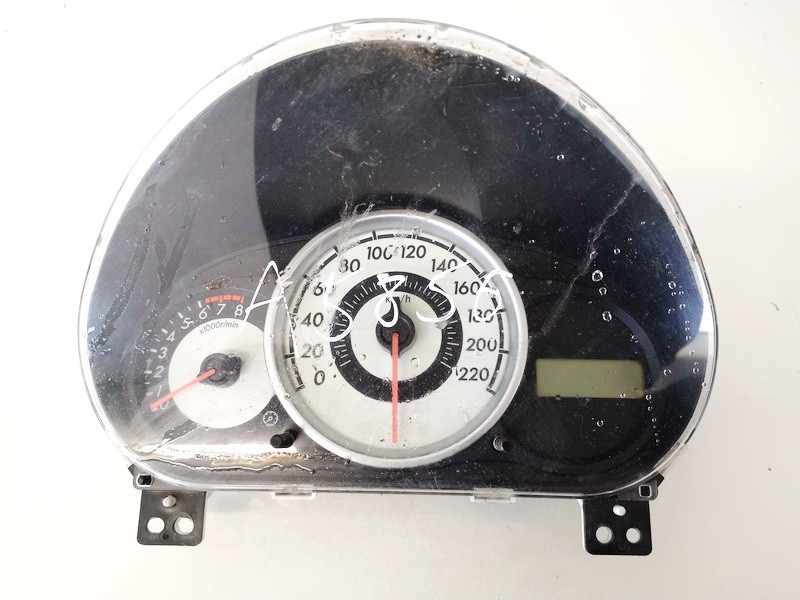 Mazda  2 Speedometers - Cockpit - Speedo Clocks Instrument