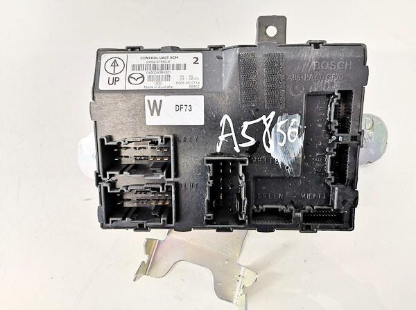 General Module Comfort Relay (Unit) Mazda 2 2008    1.3 d65267560e