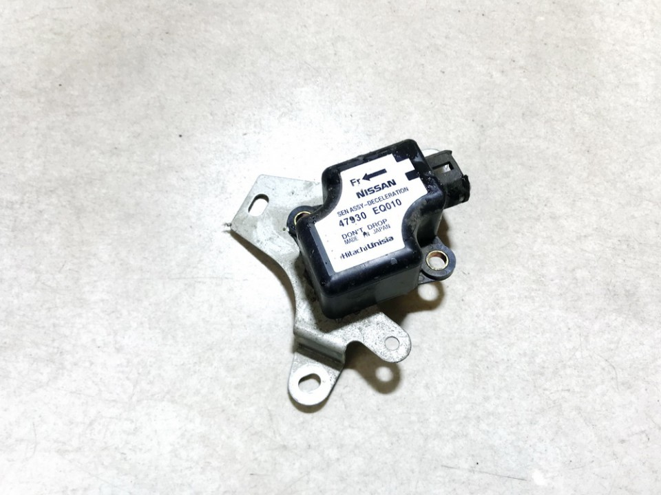 Esp Accelerator Sensor (ESP Control Unit) Nissan X-Trail 2005    2.2 47930eq010