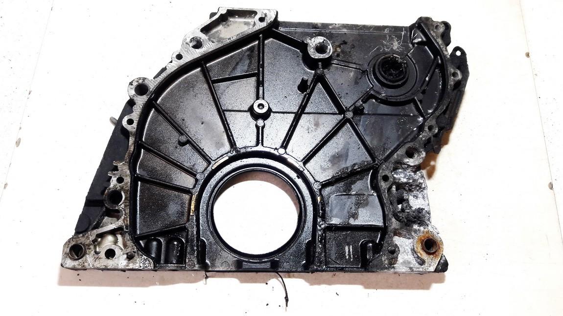 Variklio priekinis dangtelis (salnikas) BMW 5-Series 2012    3.5 114781299603