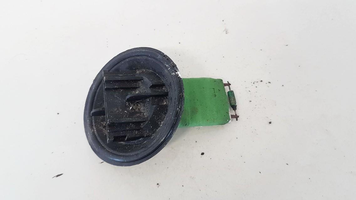 Peciuko reostatas (ezys) (ventiliatoriaus rele) Volkswagen Fox 2009    1.2 USED