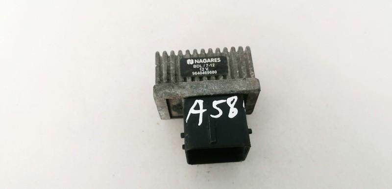 Glow plug relay Dacia Logan 2006    1.5 9640469680