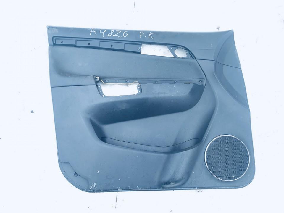 Duru apmusimas (apdaila-absifkes) P.K. Opel Antara 2008    2.0 p96812788