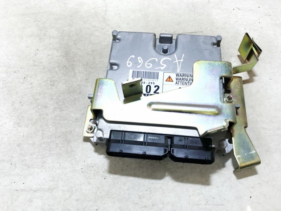 ECU Engine Computer (Engine Control Unit) Nissan X-Trail 2005    2.2 23710eq44a