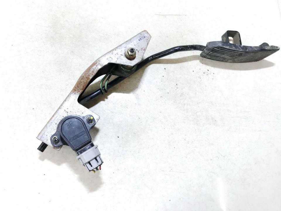 Accelerator throttle pedal (potentiometer) Nissan X-Trail 2005    2.2 18919am810