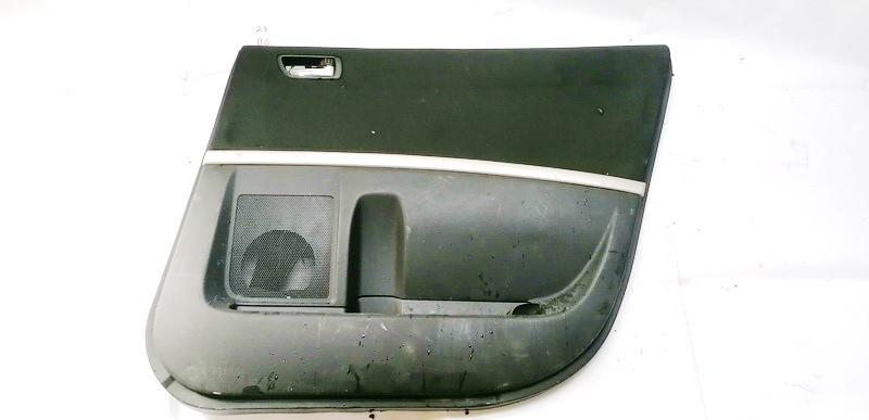 Duru apmusimas (apdaila-absifkes) G.D. Toyota Corolla Verso 2007    0.0 677750F010