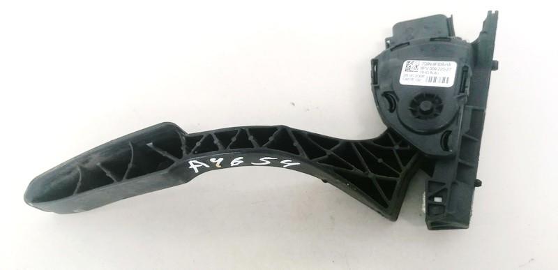 Accelerator throttle pedal (potentiometer) Land-Rover Freelander 2008    2.2 7G9N9F836HA