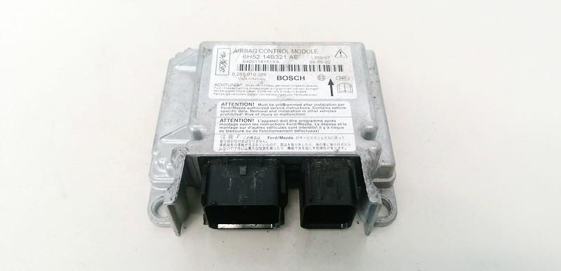 Airbag crash sensors module Land-Rover Freelander 2008    2.2 6H5214B321AE