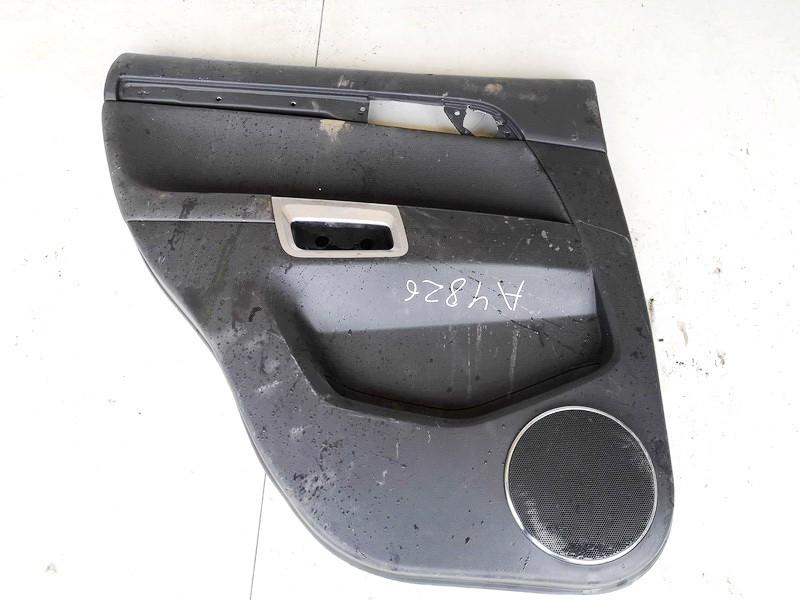 Duru apmusimas (apdaila-absifkes)  G.K. Opel Antara 2007    0.0 96662255