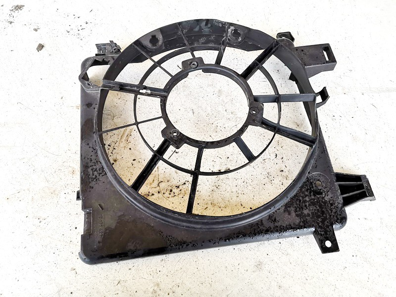 Difuzoriaus remas (ventiliatoriaus remas) Opel Zafira 2007    1.9 13171427