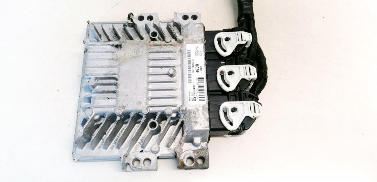 ECU Engine Computer (Engine Control Unit) Ford S-Max 2009    2.0 6G9112A650ER