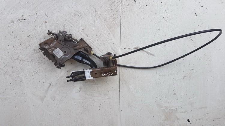 Rankinio stabdzio mechanizmas Porsche Cayenne 2003    4.5 7L0721787C