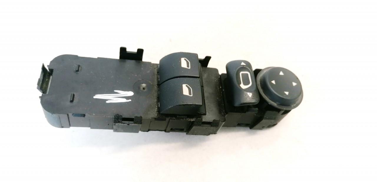 Stiklo valdymo mygtukas (lango pakeliko mygtukai) Peugeot 307 2002    1.6 96351622XT