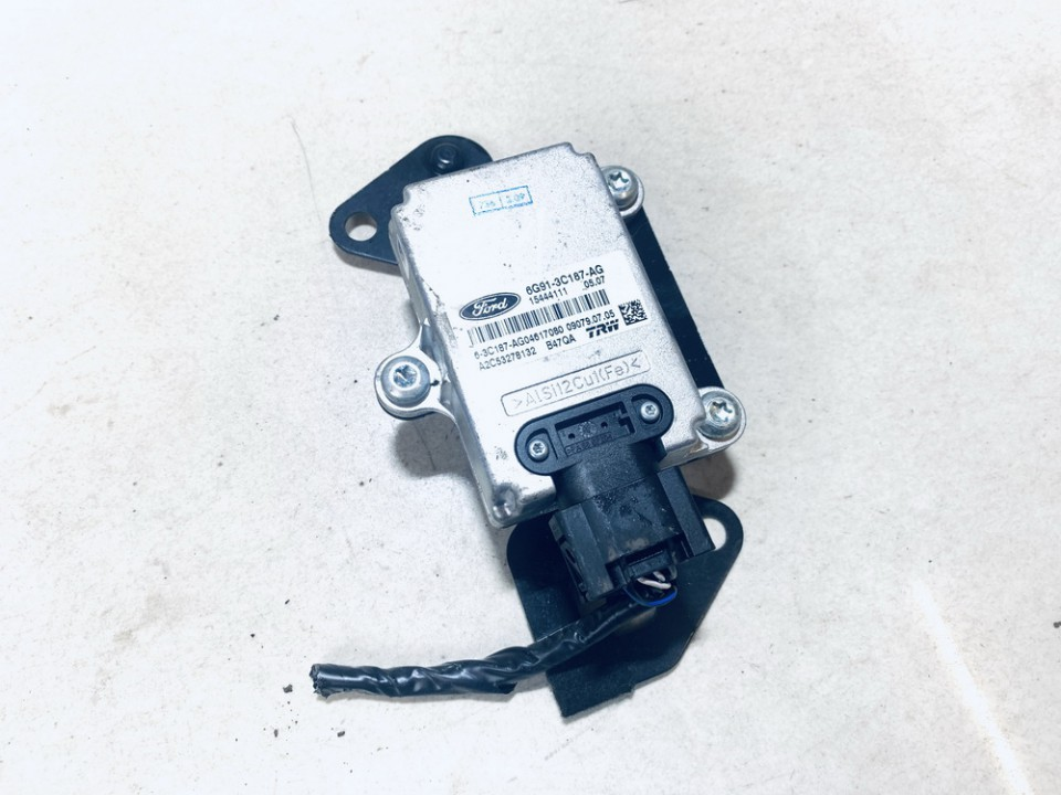 Esp Accelerator Sensor (ESP Control Unit) Ford Mondeo 2009    1.8 6g913c187ag