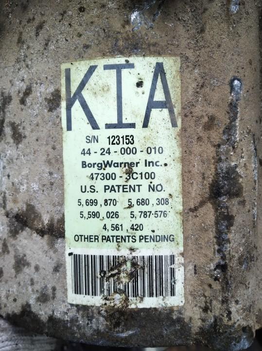 Pavaros paskirstymo deze - razdatke Kia Sorento 2004    2.4 4424000010