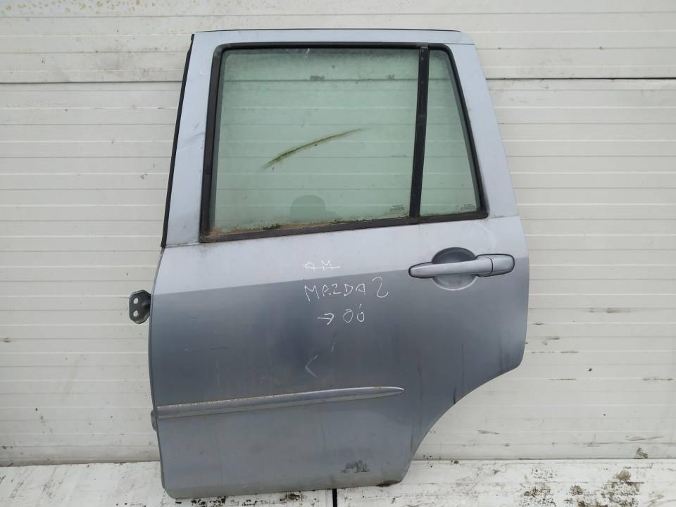 Durys G.K. Mazda 2 2004    1.4 melyna