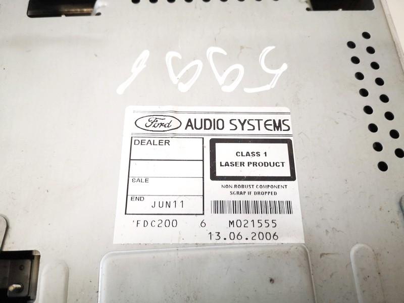 Automagnetola Ford S-Max 2006    1.8 6m2t18c815af
