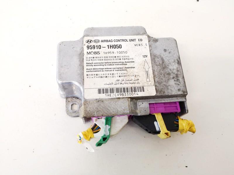 Airbag crash sensors module Kia Ceed 2010    1.6 959101h050