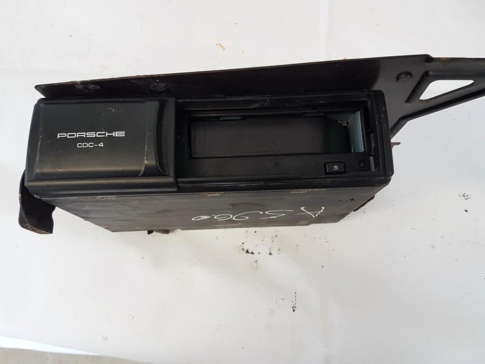 CD changers Porsche Cayenne 2003    4.5 99764514003