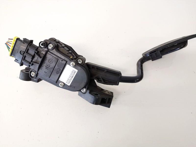 Accelerator throttle pedal (potentiometer) Kia Ceed 2010    1.6 pbtgf50