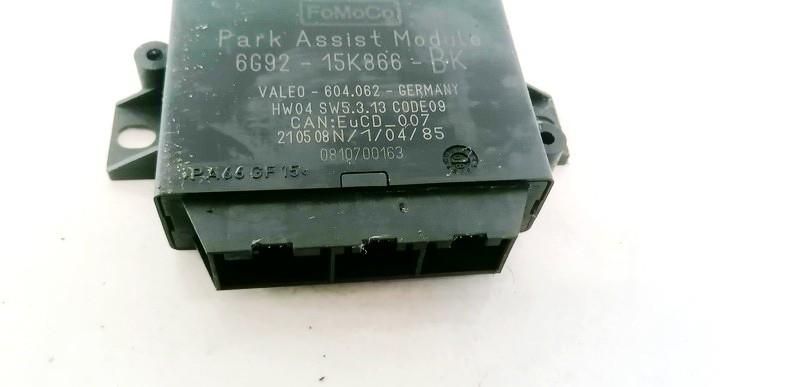 Control Unit Parking (Parking Assist Module) Land-Rover Freelander 2008    2.2 6G9215K866BK