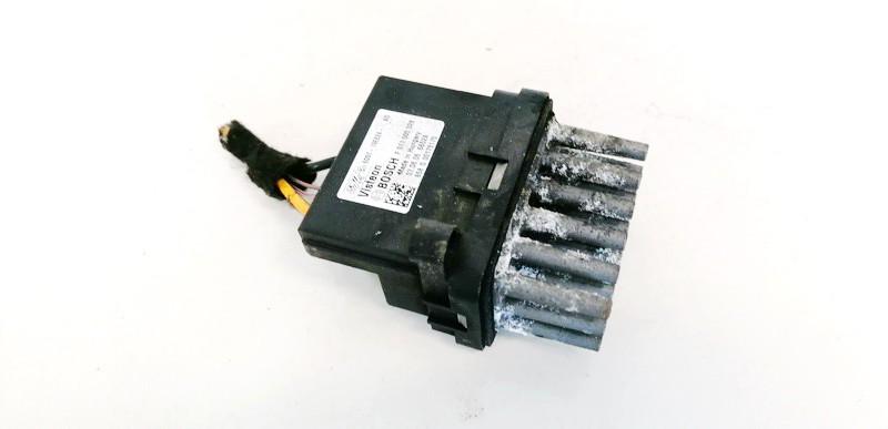 Peciuko reostatas (ezys) (ventiliatoriaus rele) Ford S-Max 2006    1.8 6G9T19E624AD