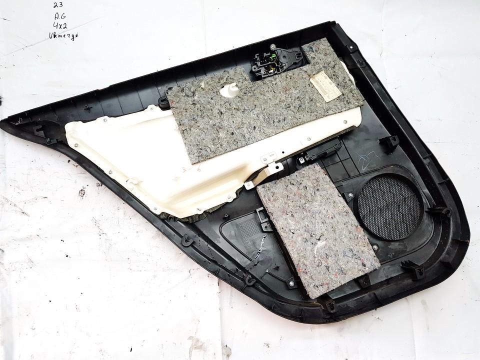 Duru apmusimas (apdaila-absifkes) G.D. Mitsubishi Lancer 2011    1.5 used