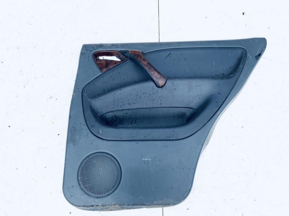 Duru apmusimas (apdaila-absifkes) G.D. Mercedes-Benz ML-CLASS 1999    3.2 a1637300270