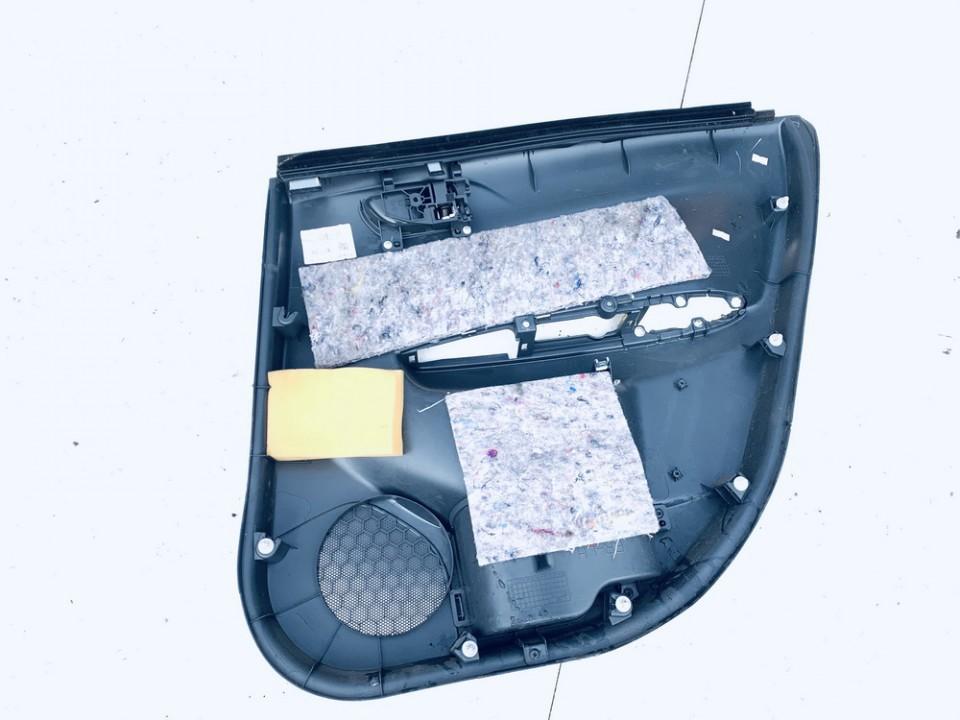 Duru apmusimas (apdaila-absifkes)  G.K. Subaru Impreza 2009    2.0 75rla107
